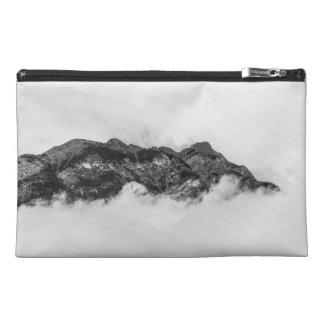 Eiland op wolken travel accessoire tasje