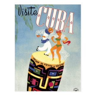 Eiland van de Vakantie van de Siësta van de Fiesta Briefkaart