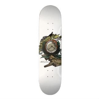 Eind van Tijd Skateboard