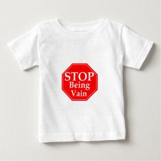 Einde dat Verwaand is Baby T Shirts