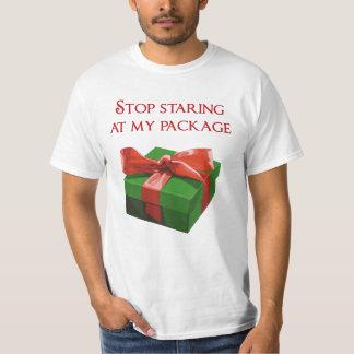 Einde die bij mijn Aanwezige Kerstmis van het T Shirt