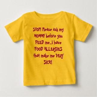 EINDE! Gelieve te vragen mijn MAMA alvorens u me. Baby T Shirts
