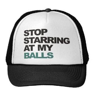 einde het starring bij mijn balls.png trucker petten