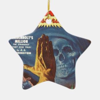 Einde, Onverbiddelijke maaimachine! Keramisch Ster Ornament