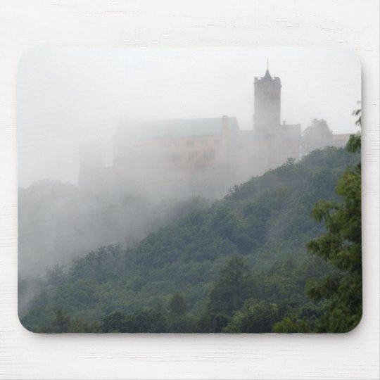 Eisenach Germany. The Wartburg castle Muismat