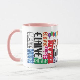 Elaine Coffee Mug Mok