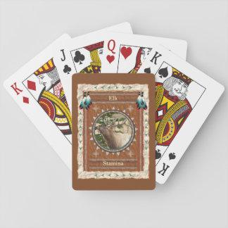 Elanden - de Klassieke Speelkaarten van het