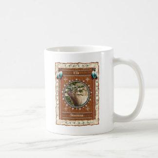 Elanden - Mok van de Koffie van het