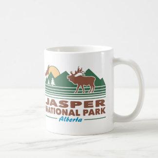 Elanden van het Park van de jaspis de Nationale Koffiemok