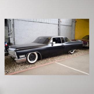 Eldorado van Cadillac Poster