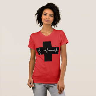 electrocardiogram t shirt