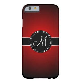 Elegant iPhone6/6s hoesje Met monogram