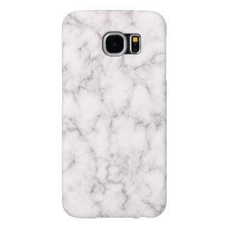 Elegant Marmer - melkweghoesje Samsung Galaxy S6 Hoesje