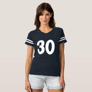 Elegant Nummer 30 T Shirts