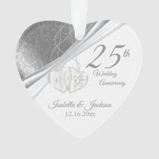 Elegant Ontwerp - het 25ste Jubileum van de Ornament