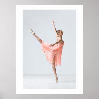 Elegante Ballerina - SRF Poster
