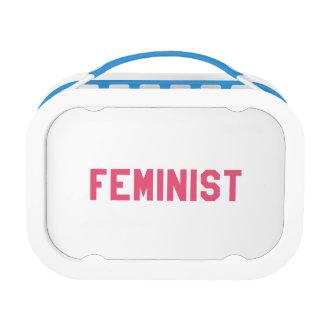 Elegante en Mooie Typografie || Feministe Lunchbox
