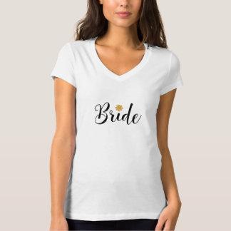 Elegante het Huwelijk van het Vrijgezellenfeest T Shirt