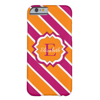 ELEGANTE IPHONE6 CASE_RASBERRY/ORANGE/WHITE BARELY THERE iPhone 6 HOESJE
