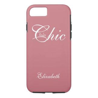 """ELEGANTE iPhone7 CASE_ """" tresChic"""" AARDBEI iPhone 7 Hoesje"""