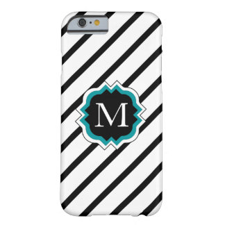 ELEGANTE IPHONE 6 CASE_BLACK/WHITE/TURQUOISE BARELY THERE iPhone 6 HOESJE