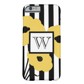ELEGANTE IPHONE 6 GELE PAPAVERS CASE_MOD BARELY THERE iPhone 6 HOESJE