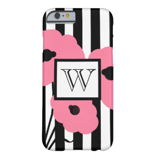 ELEGANTE IPHONE 6 ROZE PAPAVERS CASE_MOD BARELY THERE iPhone 6 HOESJE