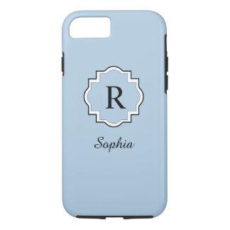 ELEGANTE iPhone 7 CASE_BLUE/WHITE iPhone 7 Hoesje