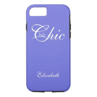 "ELEGANTE iPhone 7 CASE_ "" tresChic"" 173 iPhone 7 Hoesje"