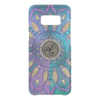 Elegante Koele Hued Mandala Keltische Triskele Get Uncommon Samsung Galaxy S8 Hoesje