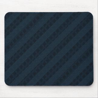 Elegante Marineblauw - Douane Muismatten