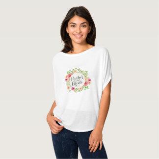 Elegante Moeder van de Bovenkant van de Cirkel van T Shirt