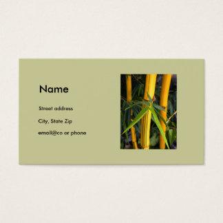 Elegante persoonlijke het visitekaartjesjabloon visitekaartjes