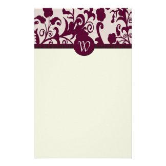 Elegante Persoonlijke Kantoorbehoeften Briefpapier