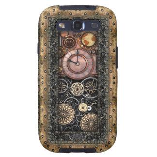 Elegante Steampunk Samsung Galaxy S3 Cover