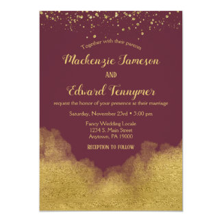 Elegante Uitnodiging van het Huwelijk van de