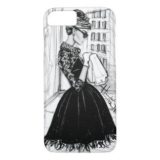 Elegante vrouw iPhone 8/7 hoesje