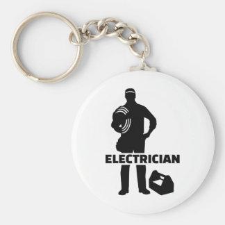 Elektricien Sleutelhanger