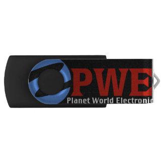 Elektronika van de Wereld van de planeet, 16 GB, Swivel USB 3.0 Stick