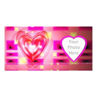 Elektronisch Valentijn Foto Kaart