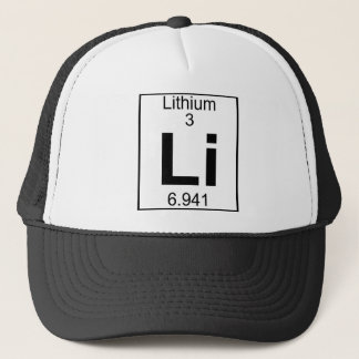 Element 003 - Li - (Volledig) Lithium Trucker Pet