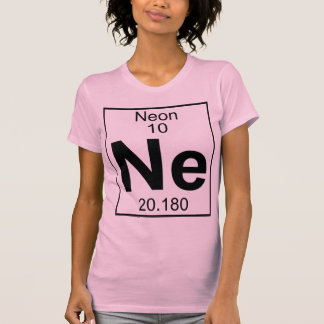 Element 010 - Ne - (Volledig) Neon T Shirt