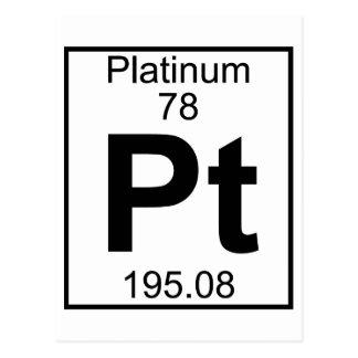 Element 078 - PT - Volledig Platina