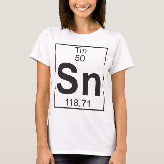 Element 50 - Sn (tin) T Shirt