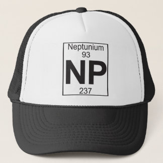 Element 93 - np (neptunium) trucker pet