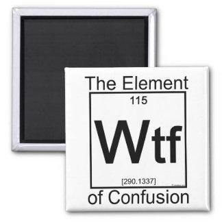 Element WTF Magneet
