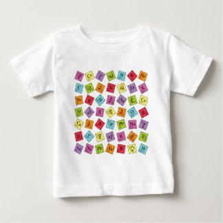 Elementaire Periodiek Baby T Shirts