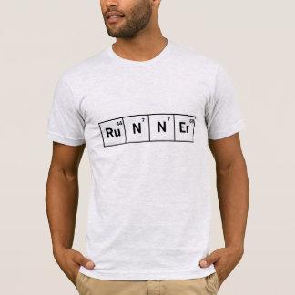 Elementen van de Lijst van de agent de Periodieke T Shirt