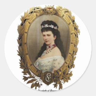 Elisabeth van de Sticker van Beieren