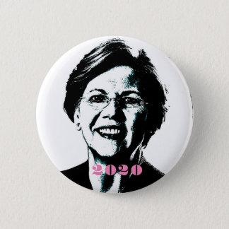 Elizabeth het kenteken van de konijnenveld 2020 ronde button 5,7 cm